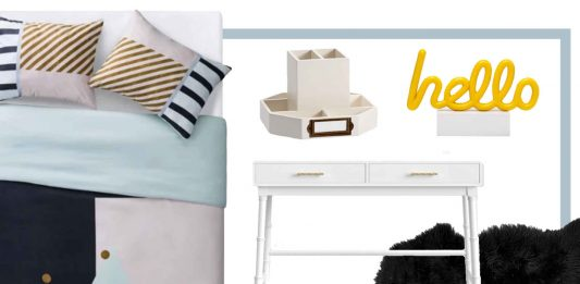 It's that time — babies are heading off the college! We're eyeing dorm room decor ideas & design inspo to give them an organized cozy space. Check it out.