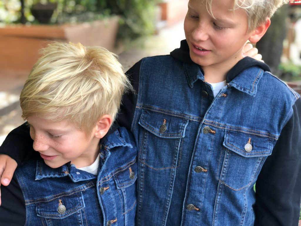 The Anniversary Sale is seriously solid for back-to-school items. For li'l & big kids, we're creating mix-&-match kids' capsule wardrobes. Snap 'em up.