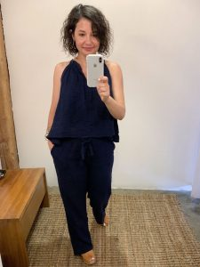 Some outfits are SO good, we wear 'em on repeat...especially in the summer — like this breezy jumpsuit, drawstring pants & pretty tanks. Here's my top 10.