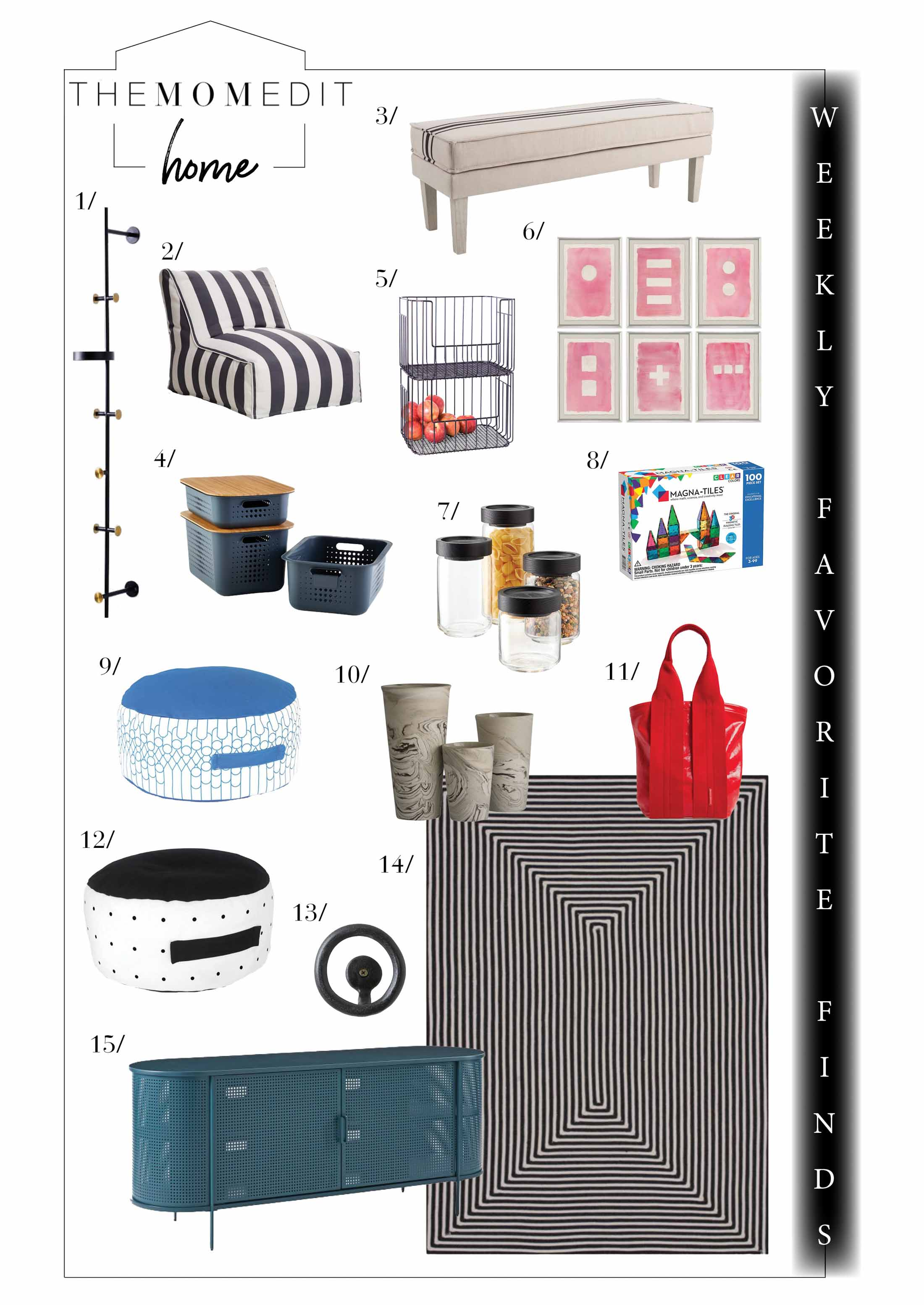 ding fun home storage & organization solutions is SO good. We're shopping those, plus a li'l furniture & all the home decor on sale (DWR, PBTeen...)