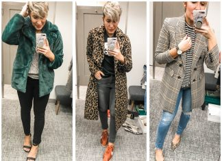 This Anniversary Sale has us drooling for all the fall statement jackets, animal print, pattern-mixing & shoes….Honey. YESSSS. Shop on, Mamas!