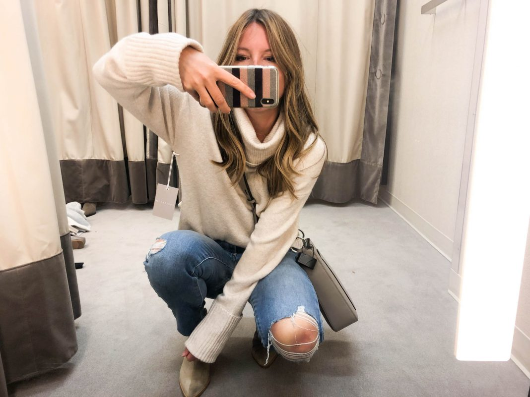 THE most swoon-worthy preview of the best Anniversary Sale items? — Right here. Shana's haul of on-trend looks for fall — jeans, dresses, shoes — EPIC!