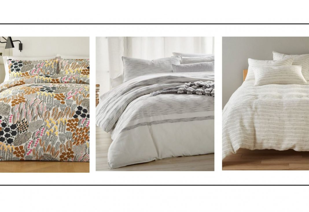 Trust us —the Anniversary Sale isn't just for fashion. Swoonworthy deals on bedding sets & home decor are here for the taking. Your next duvet set, inside.