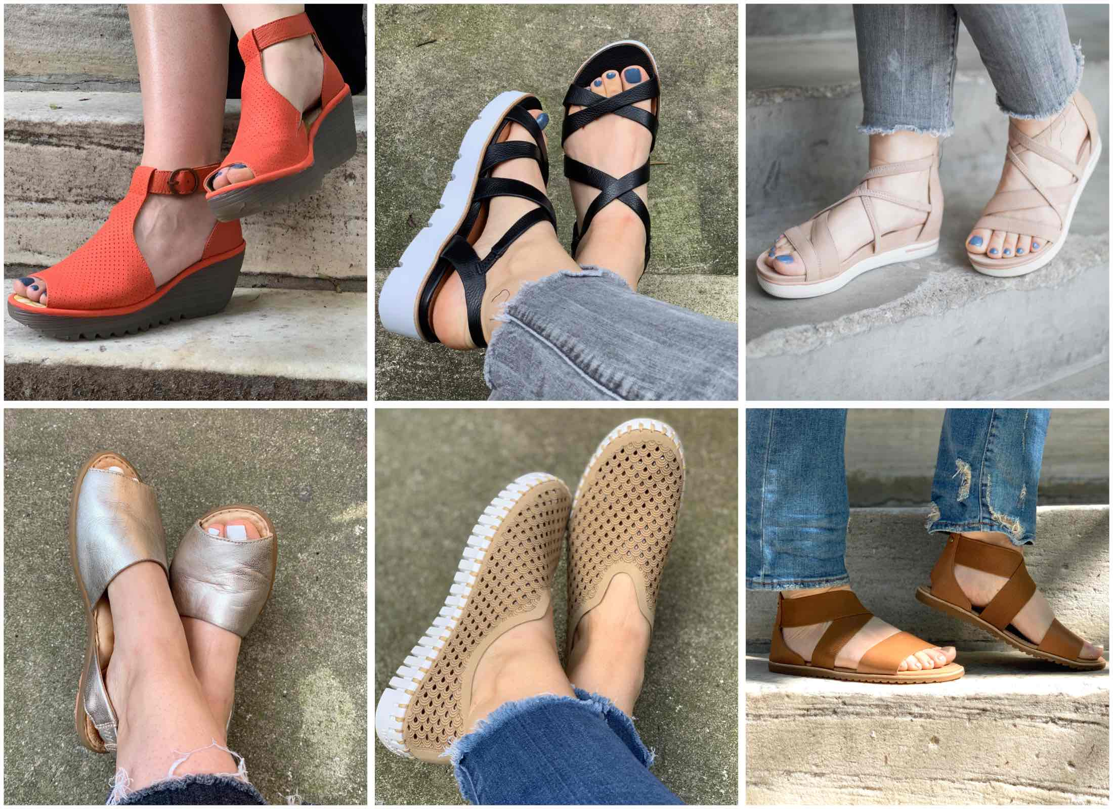 Summer Shoe Review: 15 Cute, Comfy