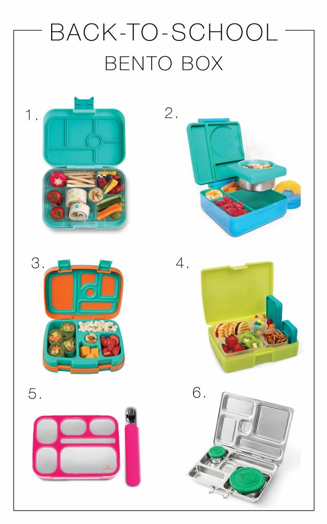 We're back-to-school crazy over here at TME & today it's finding a bento box & kids' lunch ideas. 5 of these offer Prime shipping — holla!