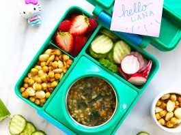As with all things back-to-school, we're stocking up on kid-friendly recipes that aren't sandwiches. Yes to packing lunch boxes & bento boxes full of YUM.