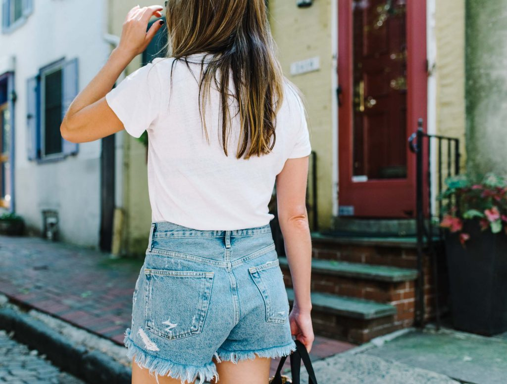 We use The Spring Event Shopbop pop-up sale to shop on our style must-haves: jeans, shoes, boots, bags...+ nab some outfit-making items (hi, Silky Cami).