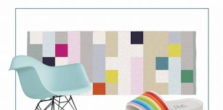 We see all the colors of the rainbow & believe in unicorns. All the colors are here in home decor if you look for them. That + sales @ west elm, CB2 & more.