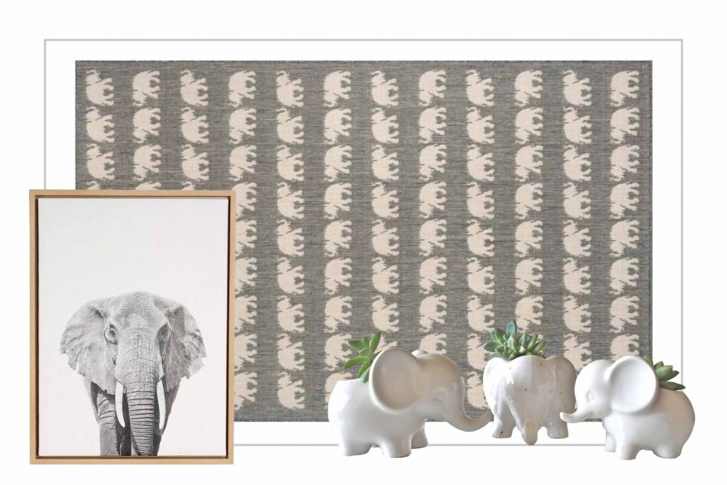 Home Decor Inspo: The Elephant In The Room
