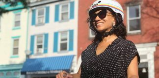 Shopping the best bike helmets for women? So are we. Not only need they be safe, but also cute, practical & maybe even sexy. Our bike helmets, inside.