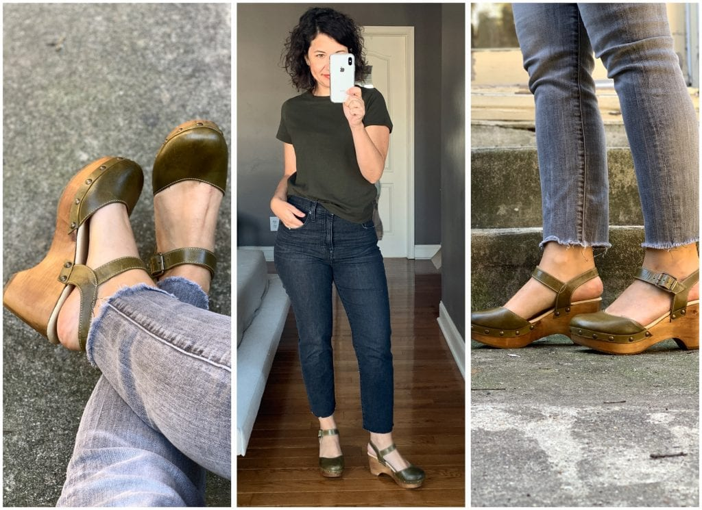 Oh hey, Fall! Time to break out the clogs — Danskos, MIA, Cordani, Swedish Hasbeens, Svens — we're trying all the shoes brands & weighing the pros & cons.