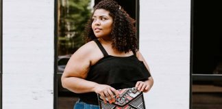WOOT! We're welcoming a contributor who is stylish & fills an obvious gap in plus-size fashion coverage. A new perspective, style & size range...let's go!