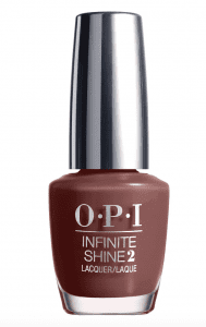This fall, rich brown hues are everywhere...& they make for a gorg, on-trend manicure satisfying our vamp tendencies. Our top 10 brown nail polish colors, here.