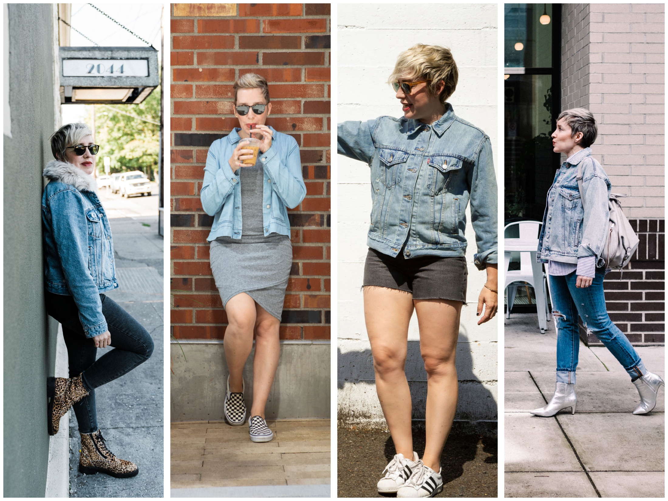 Shop Your Closet: Denim Jacket Love (My 26 Fav Styles & ALL The
