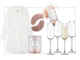 I'm pretty sure we ALL need a spa day or spa night or spa hour. Champagne, bubble bath, skincare & relaxation — YES, please. The ultimate spa gift guide...