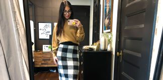 We heart a good plaid skirt! We're loving all the plaid options —mini skirts, midi skirts & bright colorblocks; these outfits are too good not to share!