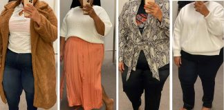 Perfect teddy coat, detailed sweaters, cozy cardis & professional outfits...Nordstrom is bringing the plus-size fashion goodness — & we're here to share :-)