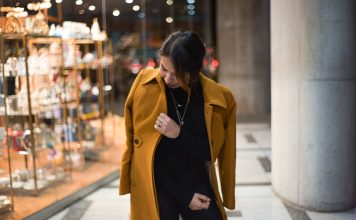 We're relying on comfy (yet cute) joggers & faux leather leggings, styling 'em up w/ cute sneakers, 1 of our fav cashmere sweaters & a pretty tailored coat.