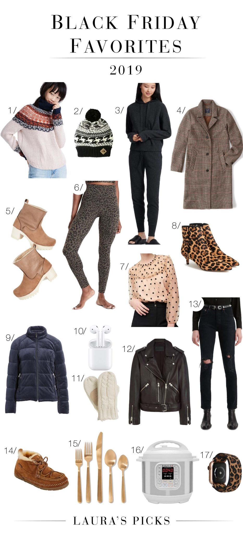 My fashion & home shopping list for Black Friday/Cyber Monday sales reads a little bit city a little bit cabin & that's pretty much me to a T. Shop it here.