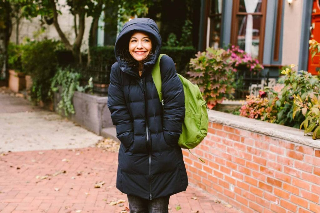 The battle for the perfect puffer coat (warm, fun, long, light) is on (again). Uniqlo's Seamless down coat & Boden's Cavell both have updates. Which 1 wins?