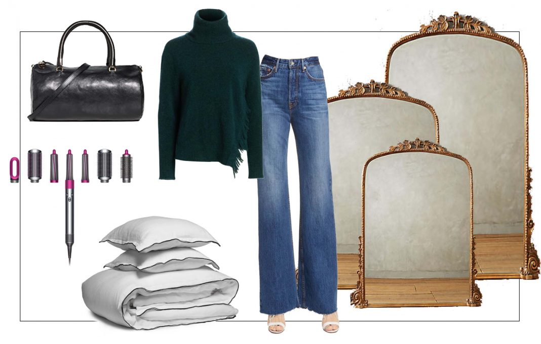 On the off-chance that Black Friday shopping sales start earlier than we're predicting...we made our own personal wishlist. Fashion, linens, beauty...go!