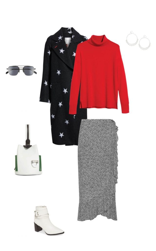 Nordstrom Looks — a hero-piece-turned-complete-outfit  — is like playing paper dolls. We made fun winter outfits (also in the Black Friday Cyber Sale). Woot!