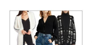 What's chunky, cozy & a touchy topic over here at The Mom Edit? You got it —cardigans. We're going soft & fuzzy though, all in on these top 10 sweaters.