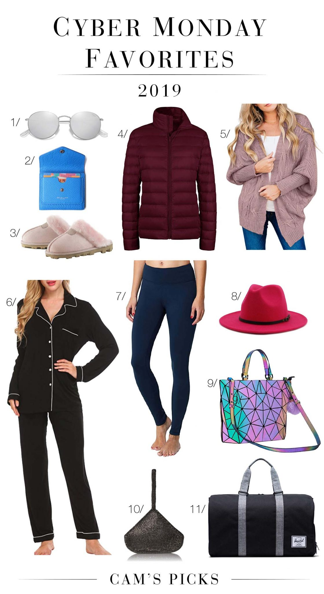 I went straight to Amazon, b/c...well, they already take all our money. Here are all the Cyber Monday deals I think could be ur next fav thing to wear & use on the reg...