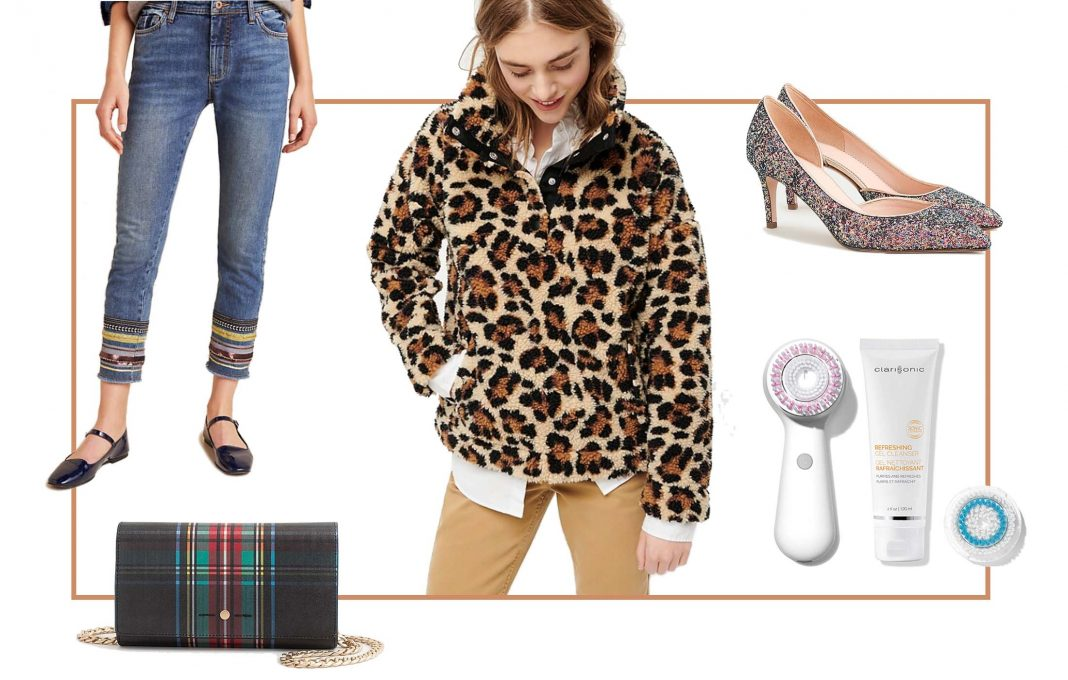 Cyber Monday! So many good sales today -- Anthro, J. Crew, Sephora... Here are some of my favorite playful fashion & MomLife finds.