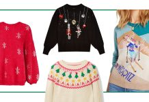 Holiday outfits are the perfect way to let go & have some fun in the form of Ugly(-ish) Christmas sweaters. We have 15 we'd really wear (not just to a party).