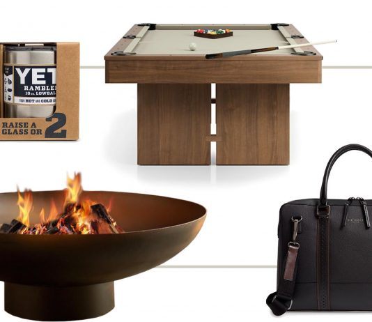For men who love a big game, can't wait to play, are always down for a fire-gathering, or might just need some fun & practical gifts —this GIFT Guide.