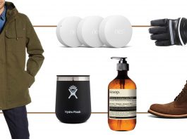 Our tightly curated gift guide for men who (think) they have everything. Mostly practical. Thoughtfully designed. A little bit nerdy. And not a bit of junk.