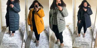 Finding a winter coat that's both cute & warm is a challenging feat. I've tried on SO many plus size coats & found some that are both fashionable & cozy!