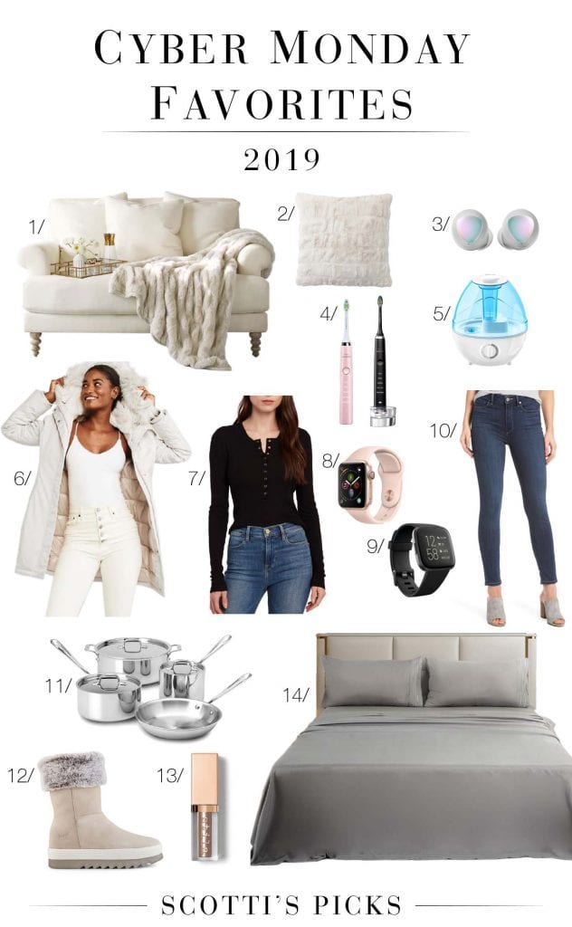 These home organization & fashion deals are SO good I can't pass them up...so here's everything I'm considering in Cyber Monday sales.