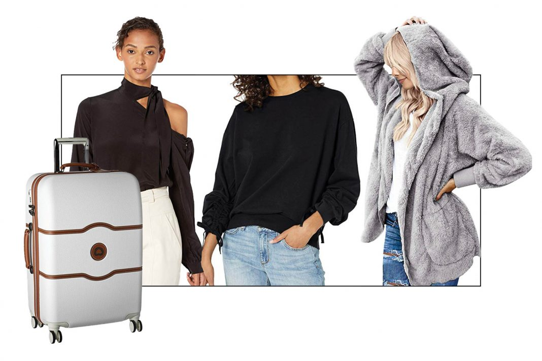 We've been scouring Amazon for hours, finding the best Cyber Monday deals & have 6 categories: everyday basics, date night uniform, plus-size pieces, vacation capsule wardrobe, workout & loungewear & Intrigued-Yet-Hesitant.
