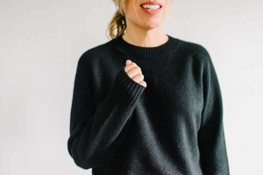 Yaasss! I found several cute cashmere sweaters that are truly thick, delicious & soft & have enough fabric to envelop 1 in the way only great sweaters can.