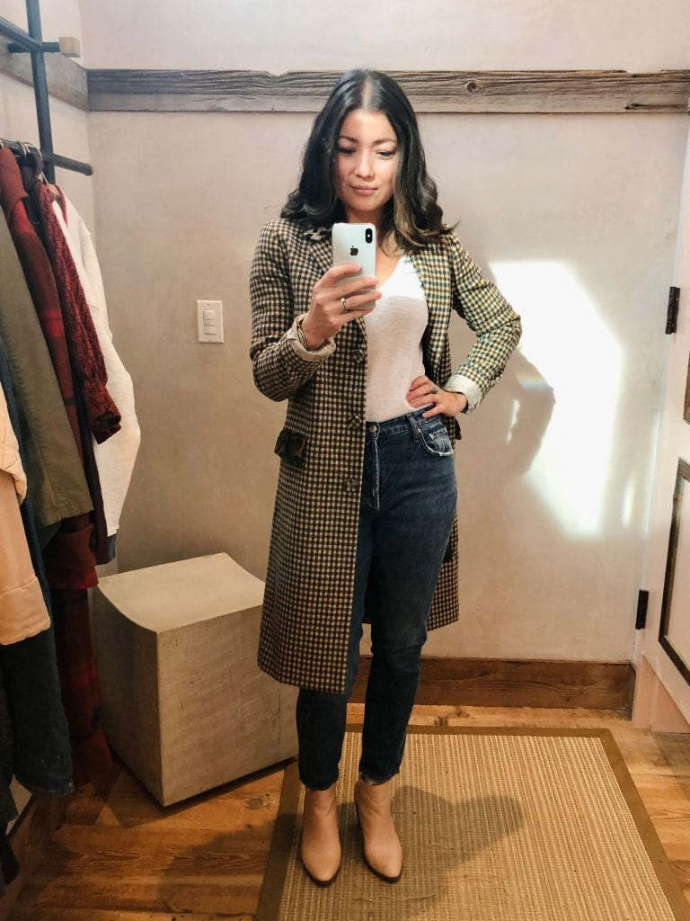 Chic sweatshirt coats; classy, cool jackets, timeless trousers & dresses that are SO GOOD. Anthropologie is all over it — here's how it looks.
