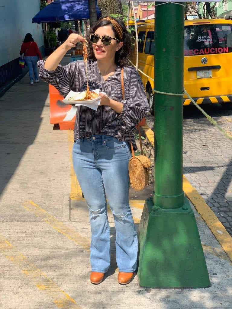 Need cute vacation clothes for a trip to Mexico City where you'll be stuffing your face with all the tacos, tamales & tostadas? What to wear, where to eat — inside.