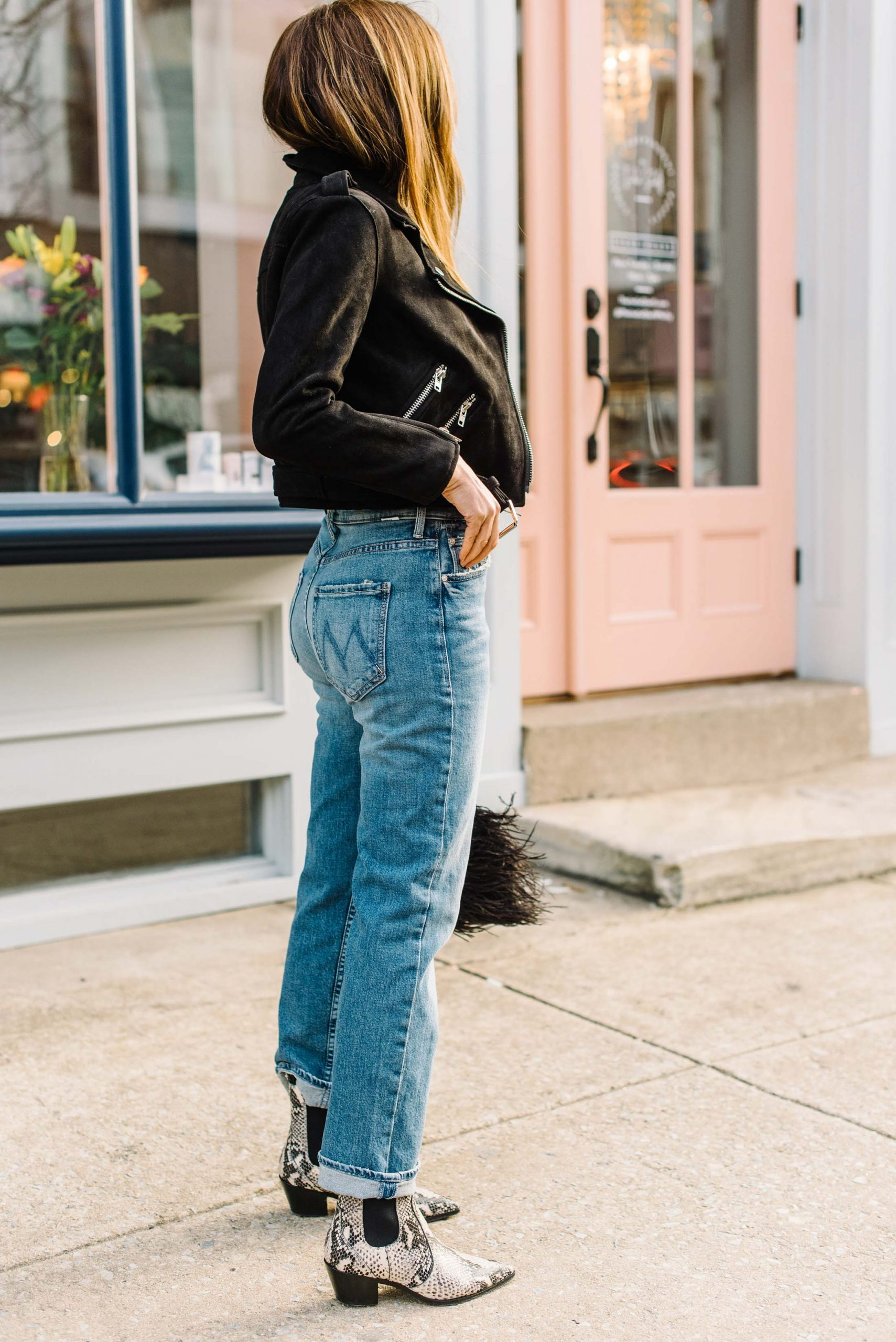 Best Boots to Wear With Cropped Jeans