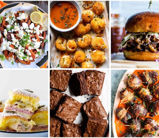 10 Super Bowl party recipes that cut absolutely zero corners, make no apologies. Tasty food made for the sake of tasty. freaking. food.
