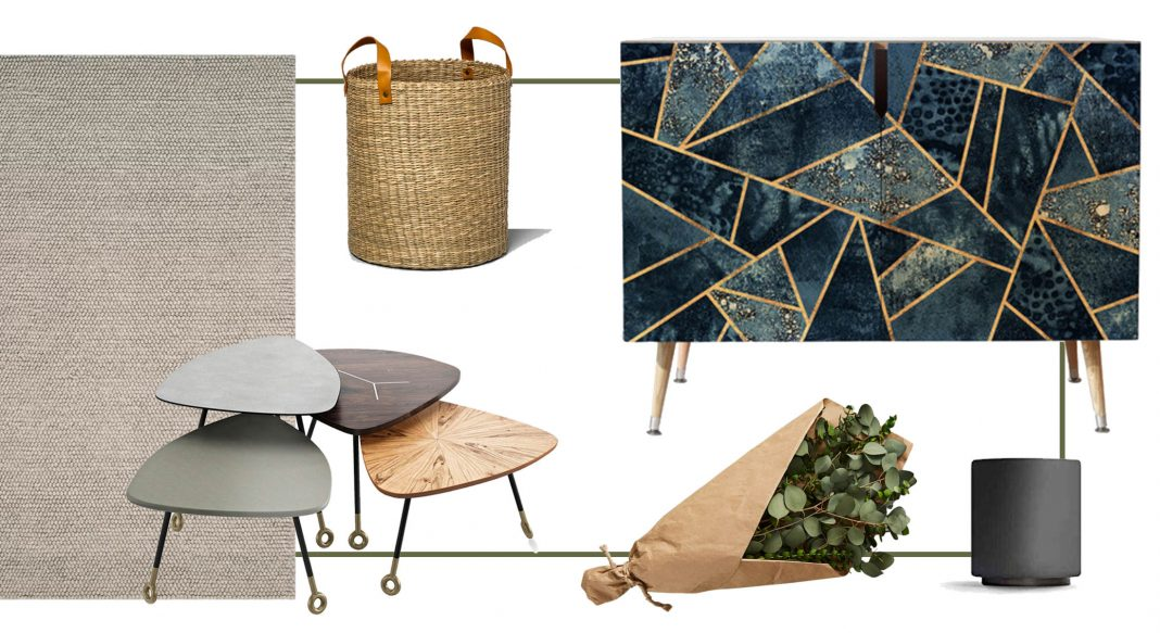 We're rounding up our fav finds in home decor, all clean & fresh for the new year. And all the sales too — Serena & Lily Beds, Rejuvenation lighting & more.