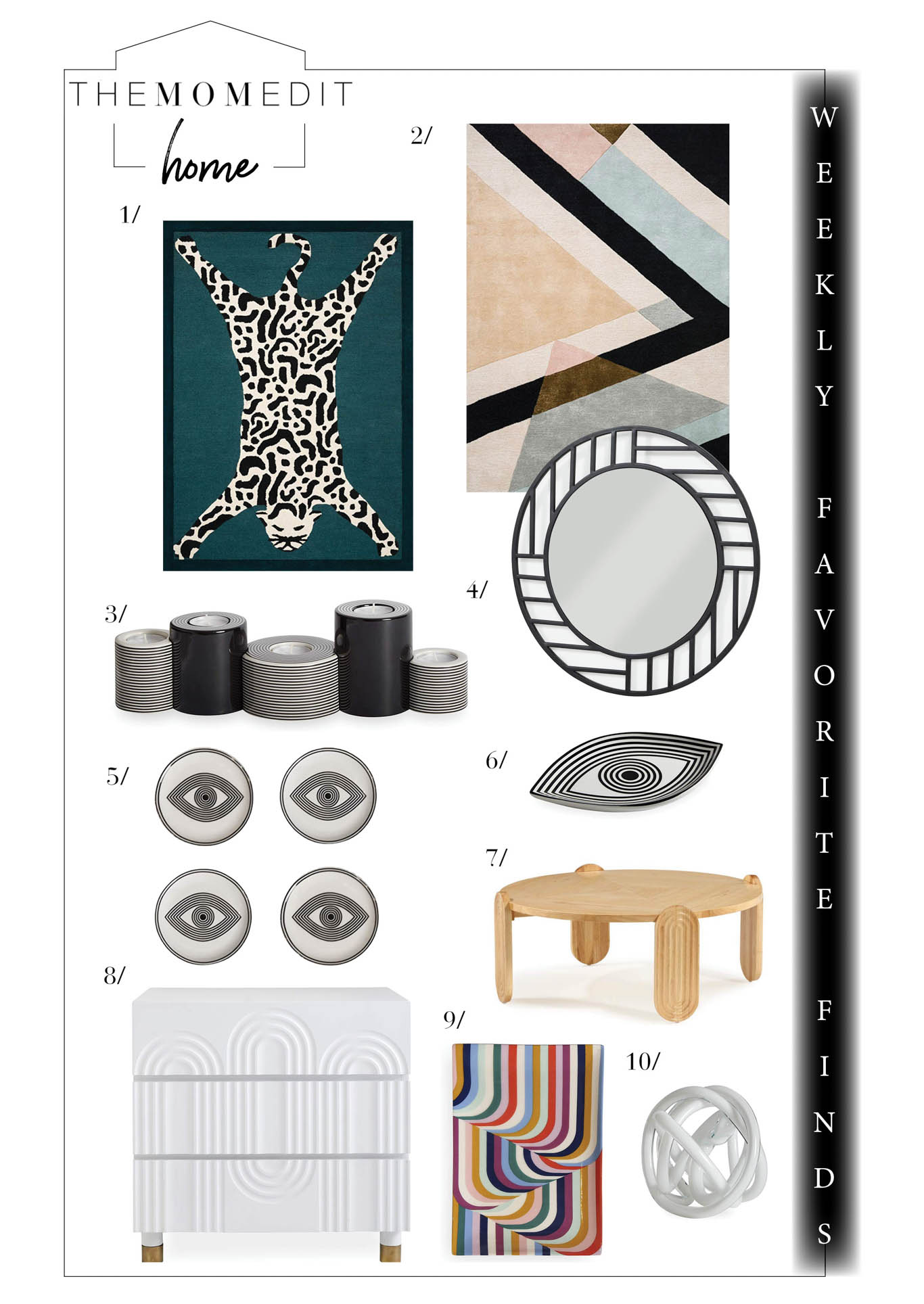 Jonathan Adler is fun — like Leap Year Fun! And NOW he has a great new collection available through Amazon, Now House. That + all the home decor, on sale.