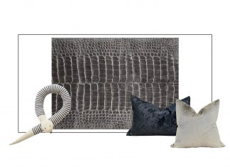 Weekly favorite finds inspired by those beautiful serpentine creatures, in faux snake print home decor & accessories. Weekend home decor sales here, too.