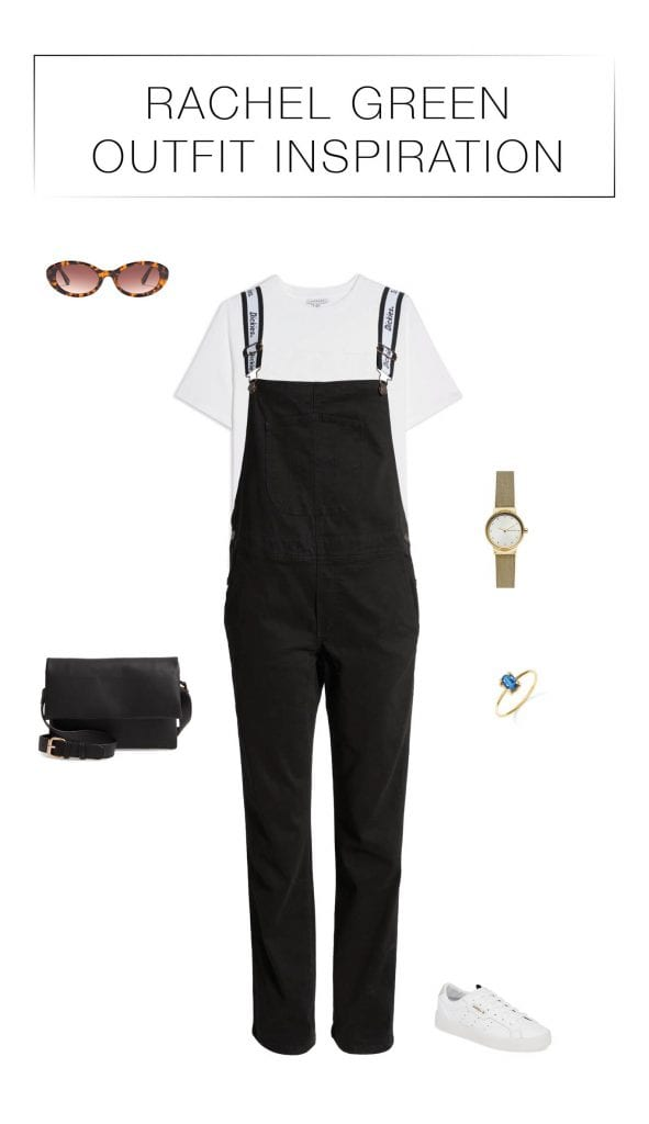 We're obsessed w/ Friends & found 3 '90s-style, Rachel Green outfits that feel uber-relevant. We made 'em modern & TME-ified them a bit. See here.