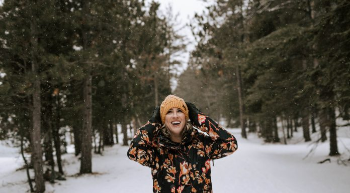 """We're trying snowshoeing! Backcountry believes even """"indoor"""" girls can enjoy outdoor experiences. Maybe it's a Sign From The Universe. Here's what to wear."""