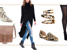 We can't resist a good animal print or cute shoes. Zulily has both rn, so we round-up fab shoes & chic accessories — Vince Camuto, Toms, Spanx — all on sale right now.