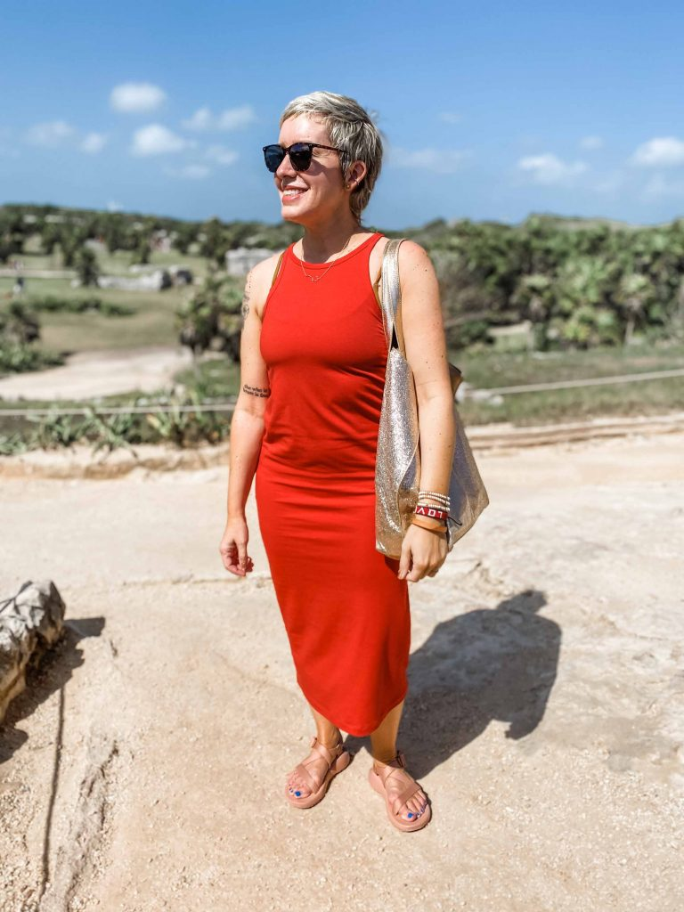 From my trip to Mexico, I bring you not only a packing list, but this li'l rundown of things to do, what to eat & what to wear in Riviera Maya (+ Tulum).