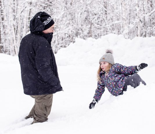 For playing in snow, all we need is waterproof & water-resistant gear to stay warm & dry. Winter boots, fleece-lined pants,beanie hats, insulated mittens...Mens & kids, inside.