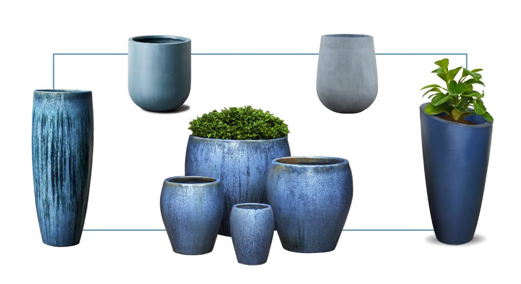 The time for porch decor is now. We rounded up 12 of our fave indoor/outdoor planters — on sale, ceramic, w/drainage holes & more...shop pretty pots here.
