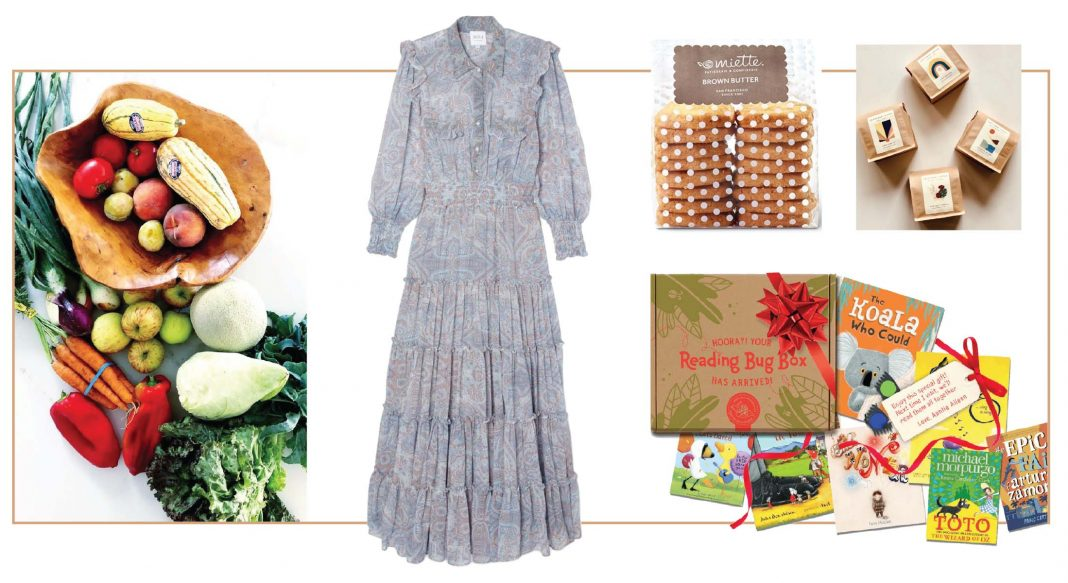 Many of our fav local Half Moon Bay retailers & small business owners are offering home goods, books & artisan foods -- all w/ nationwide shipping – sometimes free.